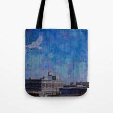 7th Street Sparrow Tote Bag