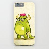 Monster Nerd iPhone 6 Slim Case
