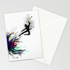 mARTial Stationery Cards