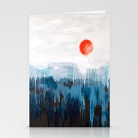 Sea Picture No. 3 Stationery Cards