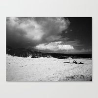 Doomsday Beach Canvas Print