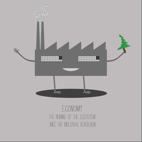 Economnomy Art Print