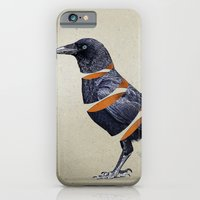 iPhone & iPod Case featuring Raven Maker 02 by vin zzep