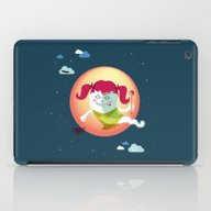 iPad Case featuring Lunetta by Feigenherz BAM