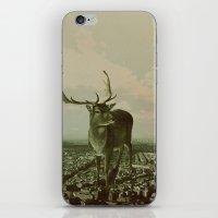 Marvin iPhone & iPod Skin