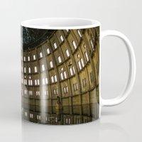 An abandoned beauty Mug