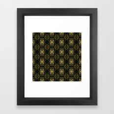 Pattern Print Edition 1 No. 2 Framed Art Print