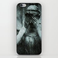 grief iPhone & iPod Skin
