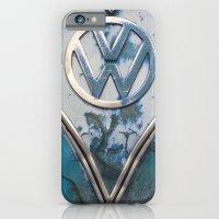 Blue Rusty VW iPhone 6 Slim Case