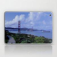 San Francisco Golden Gate  Laptop & iPad Skin