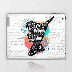 Peter Pan - To Live Laptop & iPad Skin