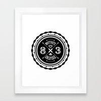 Motivate & Inspire Framed Art Print