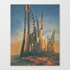 GREAT CARCASS (everyday … Canvas Print
