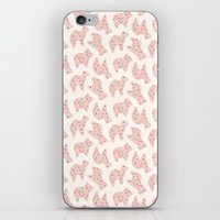 Animal Cookies - in Bubblegum iPhone & iPod Skin