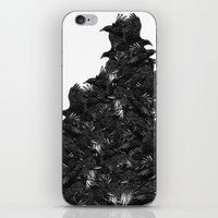 Leave My Loneliness Unbr… iPhone & iPod Skin