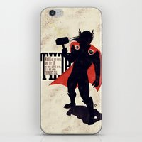 Thor: Call of Thunder iPhone & iPod Skin