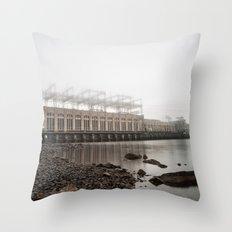 Conowingo Throw Pillow