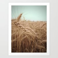 Farm Charm Art Print
