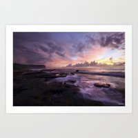 Magic Light Art Print