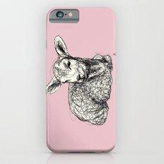 Baby Animals - Lamb (Pink) iPhone 6s Slim Case