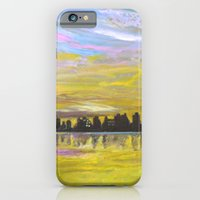 Sky-line iPhone 6 Slim Case