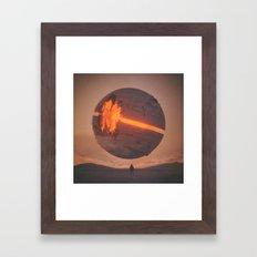 GRIND (everyday 11.22.15… Framed Art Print