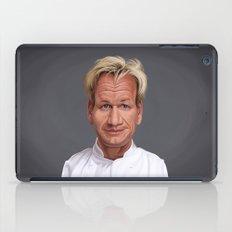Celebrity Sunday ~ Gordon Ramsey iPad Case