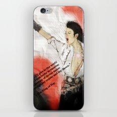 MJ Shamone!  iPhone & iPod Skin