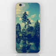 iPhone & iPod Skin featuring Yesterday Evening At The… by Olivia Joy StClaire