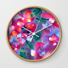 Tropicallista Wall Clock