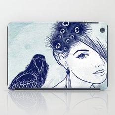 Parrot Girl iPad Case