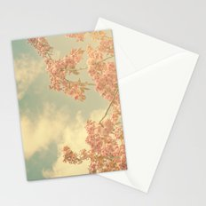 Spring Pink 02 Stationery Cards