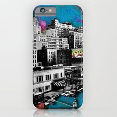 Paint The Town Slim Case iPhone 6s