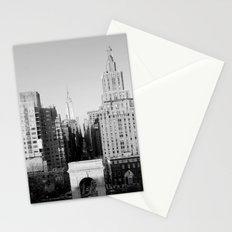 Washington Square Park Stationery Cards