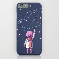 iPhone & iPod Case featuring Constellation by Freeminds