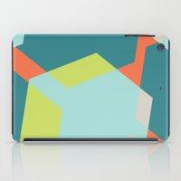 Hex - Teal iPad Case
