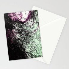 Stain Abstract 1 Stationery Cards