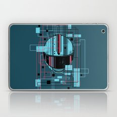 Reticent. Laptop & iPad Skin