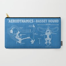 The Aerodynamics of a Basset Hound Carry-All Pouch