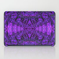 Violet Void iPad Case