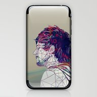 Geometric Louis iPhone & iPod Skin