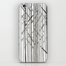 Pattern Trees iPhone & iPod Skin