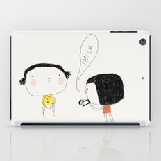 Smile iPad Case