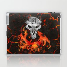 Smoke and Ash :: Reaper Laptop & iPad Skin