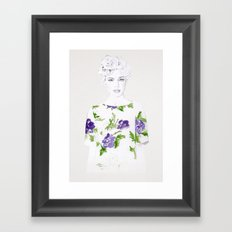 Pattern Study #2 Framed Art Print
