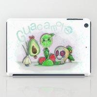 Guacamole iPad Case