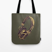 HEAD PHONE Tote Bag