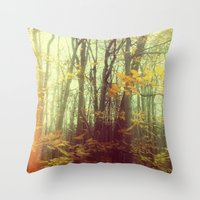Dream State 2 Throw Pillow