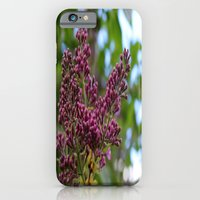 iPhone & iPod Case featuring Lilacs by Riley Gallagher