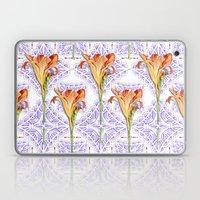 Daylily Lace Laptop & iPad Skin